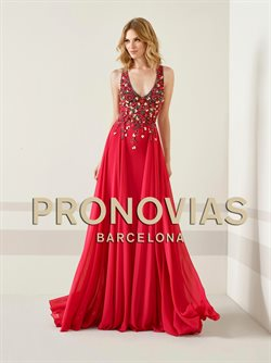 Pronovias offers in the London catalogue