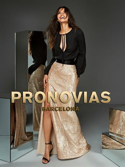 Pronovias offers in the Leicester catalogue