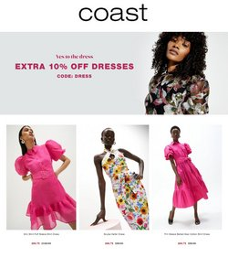 Coast offers in the Coast catalogue ( 1 day ago)