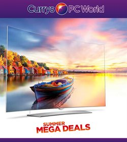 Electricals offers in the Currys catalogue in Belfast