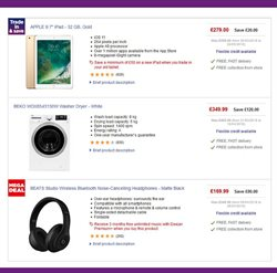 Wireless offers in the Currys catalogue in London