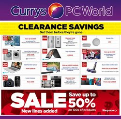 Currys offers in the Norwich catalogue