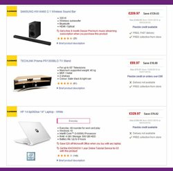 Wireless offers in the Currys catalogue in Stoke-on-Trent