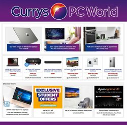 Electricals offers in the Currys catalogue in Hammersmith