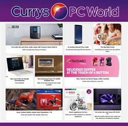Electricals offers in the Currys catalogue in London