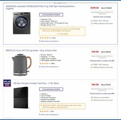 Computing offers in the Currys catalogue in London