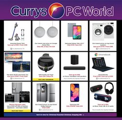 Electronics offers in the Currys PC World catalogue in Enfield