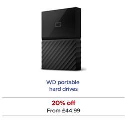 Currys offers in the Oxford catalogue