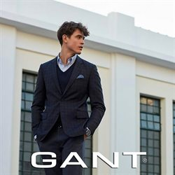 Gant offers in the London catalogue