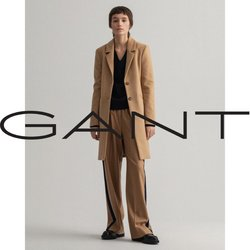 Gant offers in the Gant catalogue ( 23 days left)