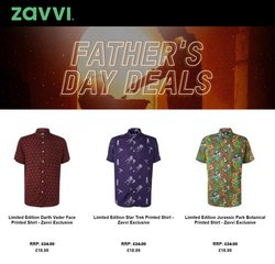 Electronics offers in the Zavvi catalogue ( 2 days left)