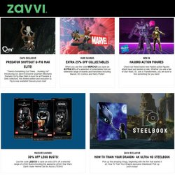 Zavvi offers in the Zavvi catalogue ( 7 days left)