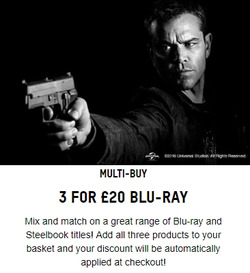 Zavvi offers in the London catalogue