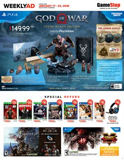 GameStop offers in the London catalogue