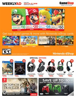Xbox offers in the GameStop catalogue in London