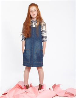 Denim dress offers in the Joules catalogue in London