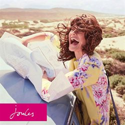 Joules offers in the London catalogue
