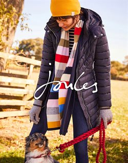 Joules offers in the Leicester catalogue
