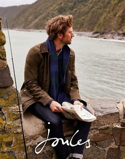 Joules catalogue in Chester ( More than a month )