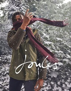 Joules catalogue in London ( Expired )