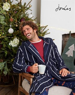 Joules catalogue in London ( More than a month )