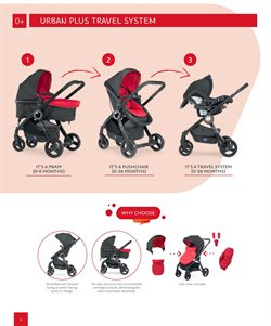 Pram offers in the Chicco catalogue in London