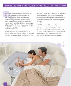 Moses basket offers in the Chicco catalogue in London