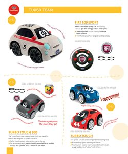 Cars offers in the Chicco catalogue in London