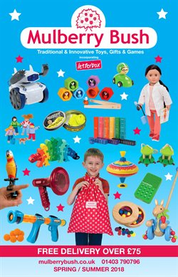 Games offers in the Mulberry Bush catalogue in Belfast