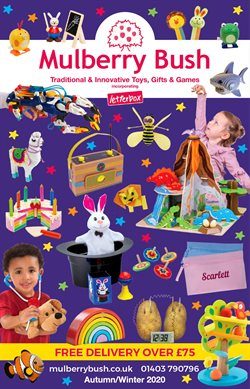 Toys & Babies offers in the Mulberry Bush catalogue in Blackburn ( 5 days left )