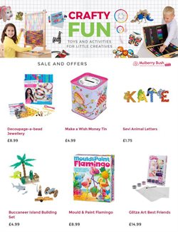 Toys & Babies offers in the Mulberry Bush catalogue in Swansea ( Published today  )