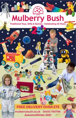 Toys & Babies offers in the Mulberry Bush catalogue ( More than a month)
