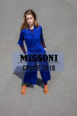 Missoni offers in the London catalogue