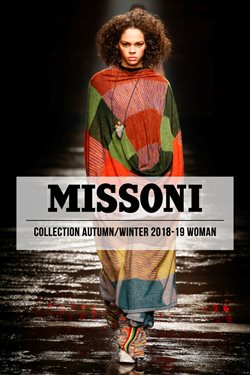 Missoni offers in the Islington catalogue