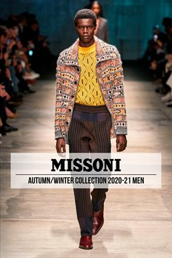 Missoni catalogue ( 20 days left )