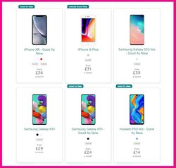 Offers of IPhone 8 in T-Mobile