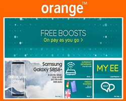 Electricals offers in the Orange catalogue in Hammersmith