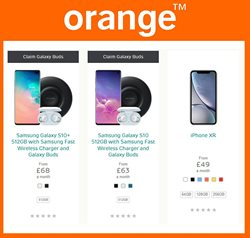 Wireless offers in the Orange catalogue in Stoke-on-Trent