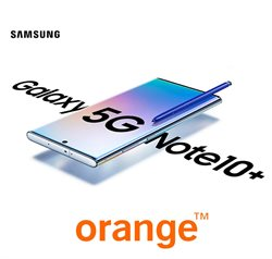 Orange offers in the London catalogue