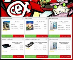 CeX offers in the Huddersfield catalogue