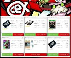Computer offers in the CeX catalogue in Brighton