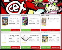 CeX offers in the Newcastle upon Tyne catalogue