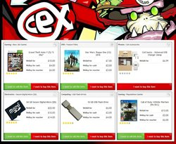 Star Wars offers in the CeX catalogue in London