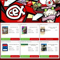 Chargers offers in the CeX catalogue in London