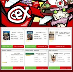Electricals offers in the CeX catalogue in Barking-Dagenham