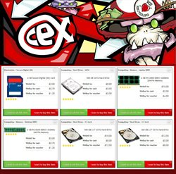 Computer offers in the CeX catalogue in London