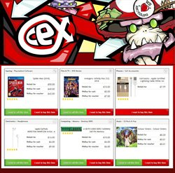 Electricals offers in the CeX catalogue in Hackney