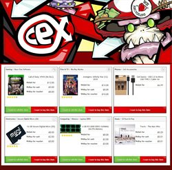 Computer offers in the CeX catalogue in York