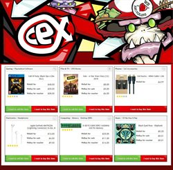 TV offers in the CeX catalogue in Middlesbrough