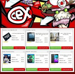 Mobile phones offers in the CeX catalogue in Aberdeen